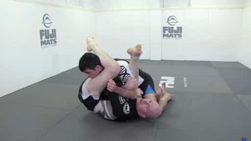 Arm Bar from Closed Guard with John Danaher