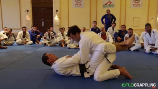 Closed Guard Roger Gracie