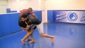 Double Leg Takedown BJJ