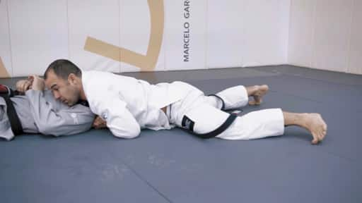 Marcelo Garcia North South Choke