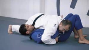 North South Control BJJ