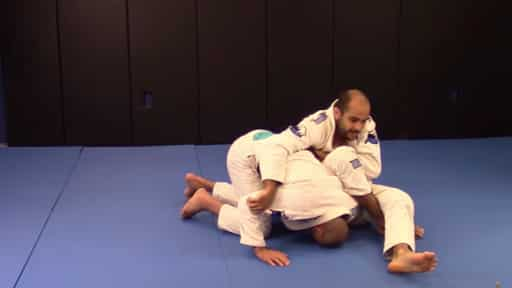 Omoplata from Closed Guard