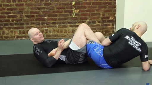 John Danaher Outside Heel Hook