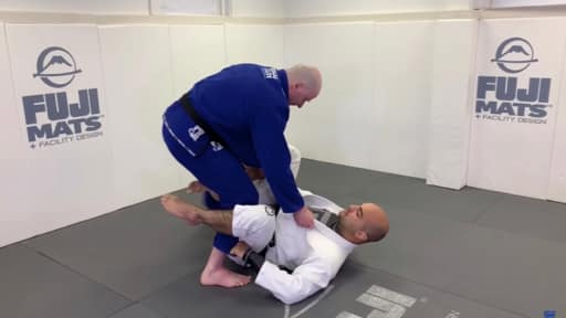 Pass Any Guard BJJ