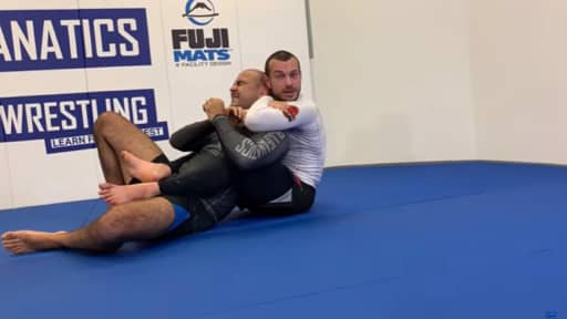 Rear Naked Back Choke