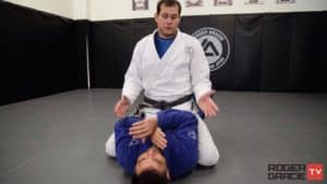 Roger Gracie teaching Mount Position in BJJ