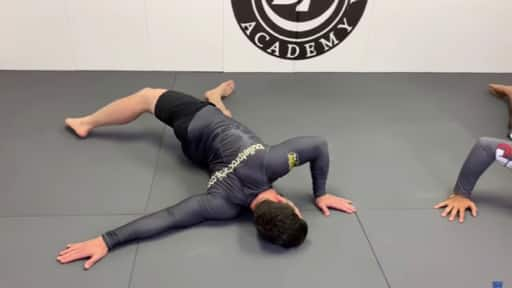 Stretching and mobility for Jiu Jitsu